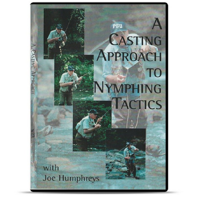 A Casting Approach to Nymphing Tactics Dvd