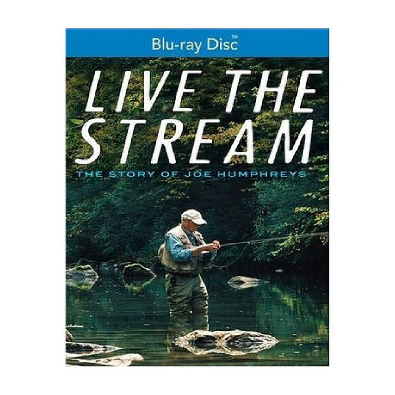 Joe Humphreys Live The Stream: The Story of Joe Humphreys Blu-Ray AMAZBLULIVESTREA (Joe Humphreys)