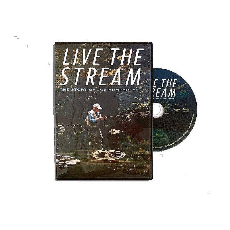 Joe Humphreys Live The Stream: The Story of Joe Humphreys DVD LIVETHESTREAM (Joe Humphreys)