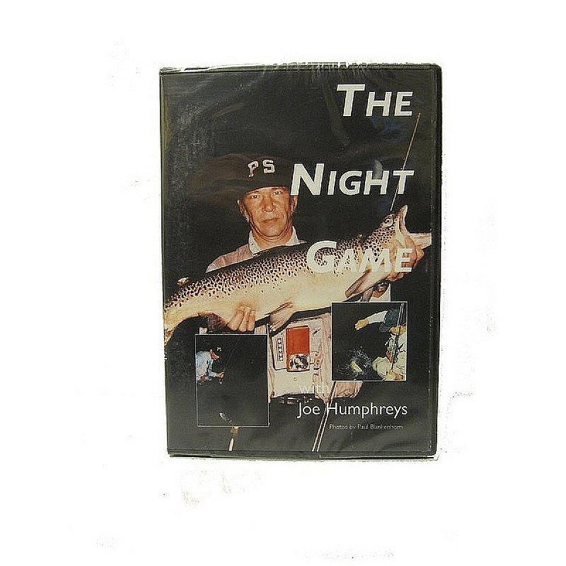 Joe Humphreys The Night Game Dvd By Joe Humphreys JOEHNIGHTGAME (Joe Humphreys)