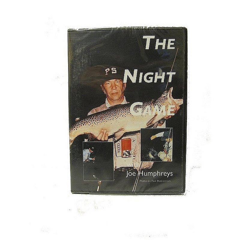 Joe Humphreys The Night Game Dvd JOEHNIGHTGAME (Joe Humphreys)