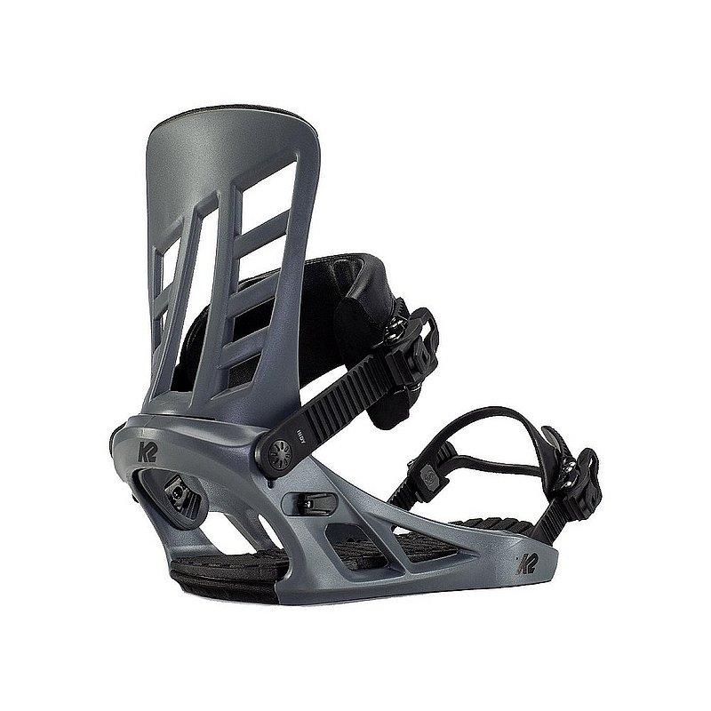 K2 Indy Snowboard Bindings B20040060 (K2)