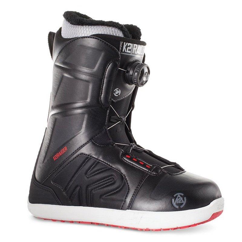 K2 Men's Raider Boa Snowboard Boots B130301 (K2)