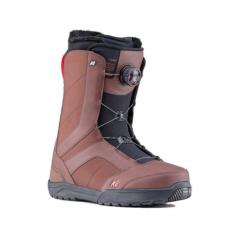 K2 Men's Raider Snowboard Boots B190301302 (K2)