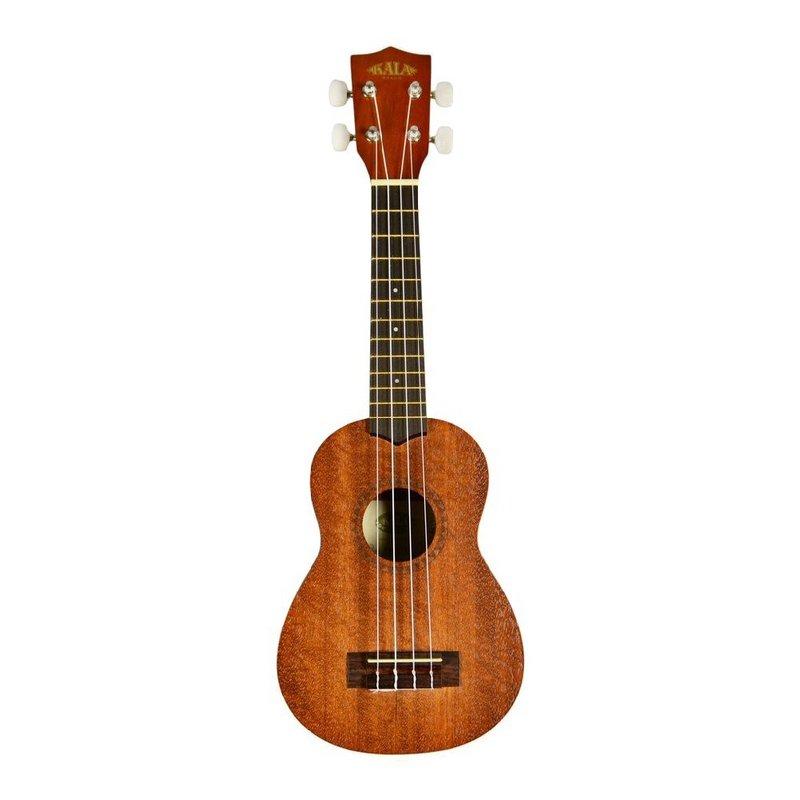 Kala Brand Music Co. Soprano Mahogany Ukulele KA-15S-A (Kala Brand Music Co.)