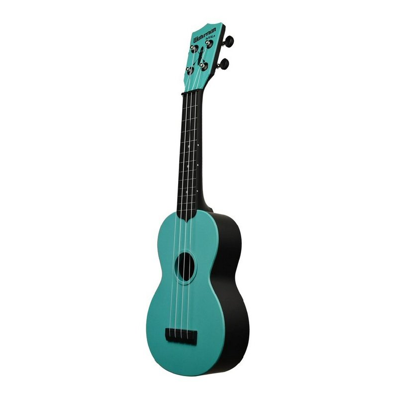 Kala Brand Music Co. The Waterman Soprano Ukulele KA-SWG-BL (Kala Brand Music Co.)