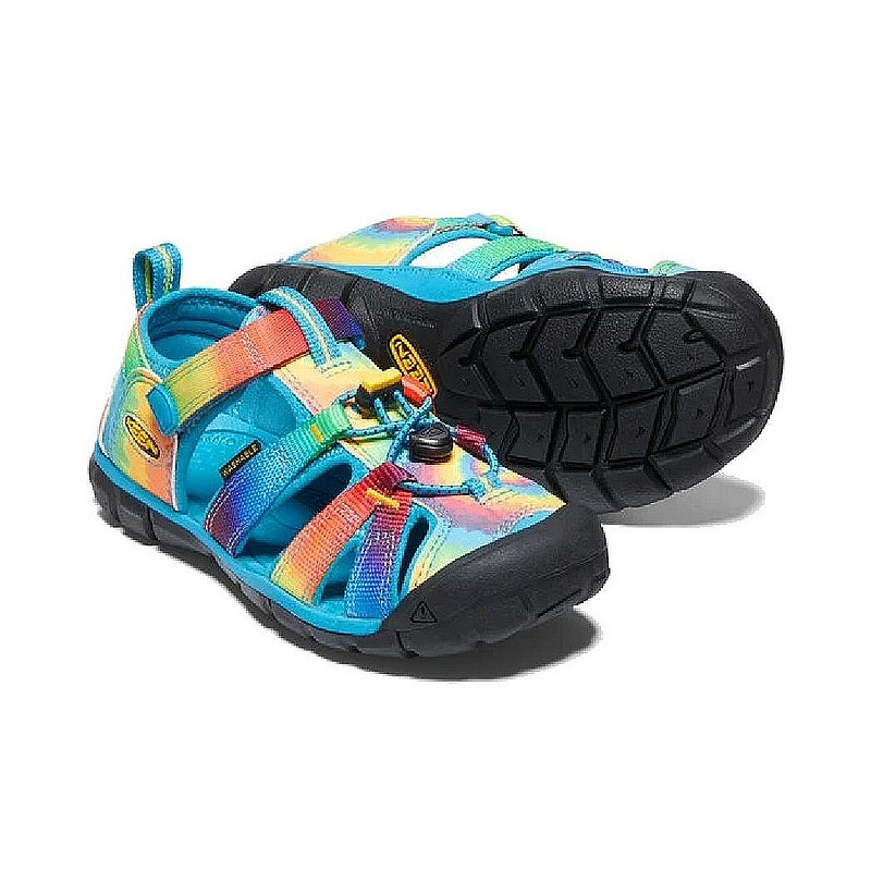 Keen Footwear Big Kids' Seacamp II CNX Sandals 1025152 (Keen Footwear)