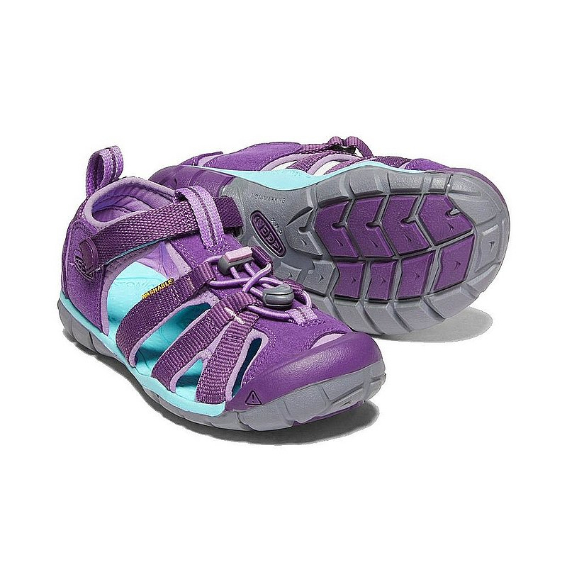 Keen Footwear Big Kids' Seacamp II CNX Shoes 1020701 (Keen Footwear)