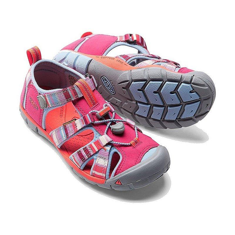 dc1759883b Keen Footwear Little Kids' Seacamp II CNX Sandals 1016427 (Keen Footwear)