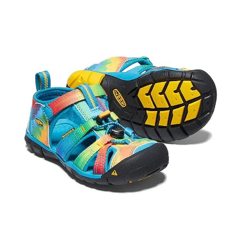 Keen Footwear Little Kids' Seacamp II CNX Sandals 1025133 (Keen Footwear)