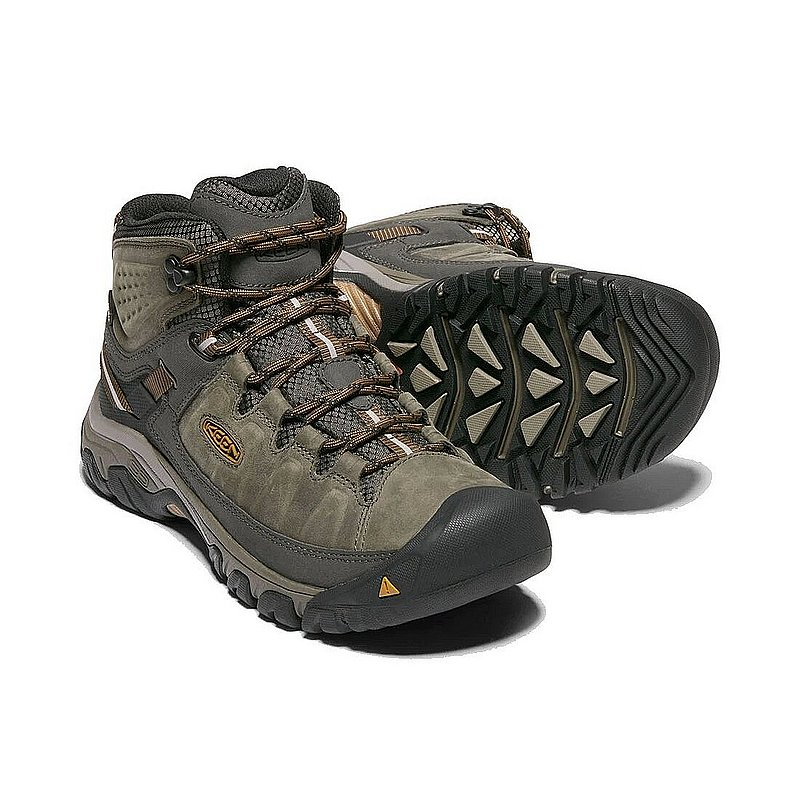 Keen Footwear Men's Targhee III Waterproof Mid Boots--Wide 1018596 (Keen Footwear)