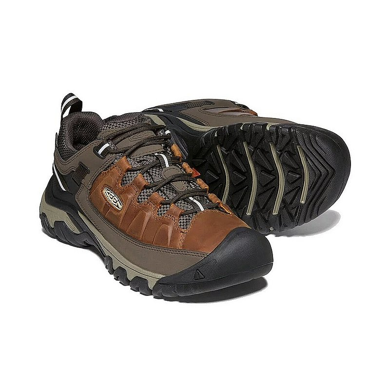 Keen Footwear Men's Targhee III Waterproof Shoes 1023027 (Keen Footwear)