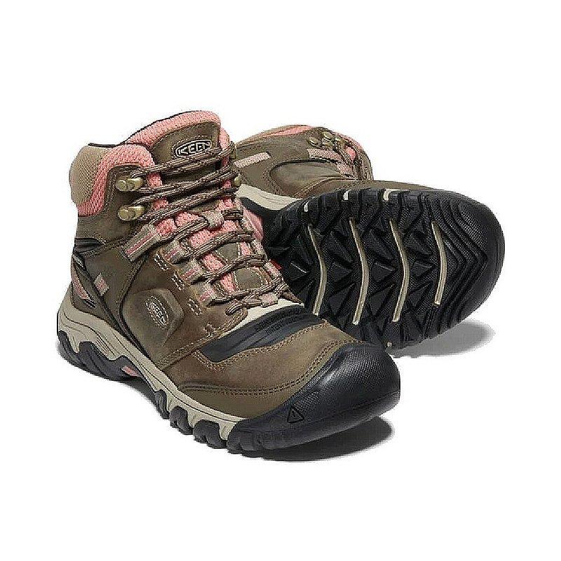 Keen Footwear Women's Ridge Flex Waterproof Boots 1024921 (Keen Footwear)