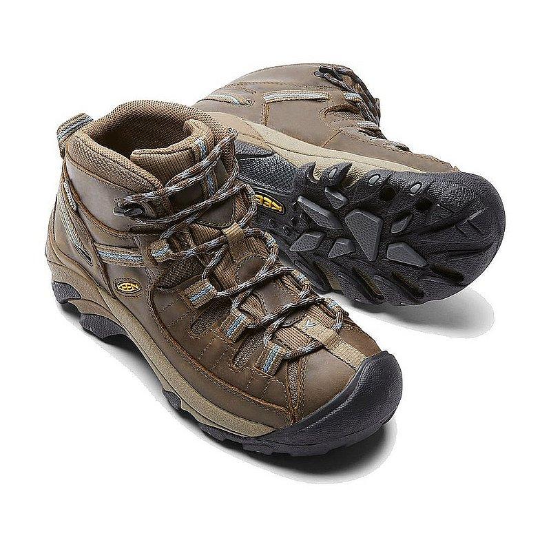 Keen Footwear Women's Targhee II Waterproof Mid Boots 1004114 (Keen Footwear)