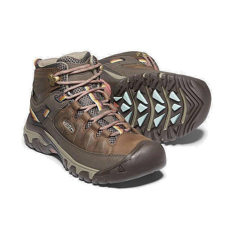 Keen Footwear Women's Targhee III Waterproof Mid Boots 1024054 (Keen Footwear)