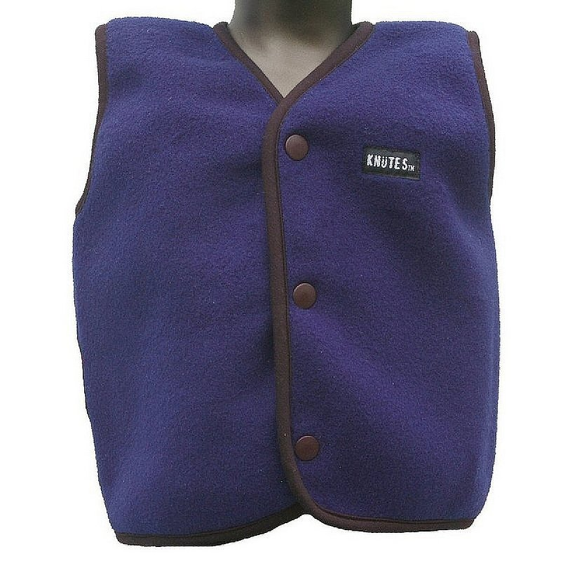 Kid's Recycled Polyester Water Repellent Vest