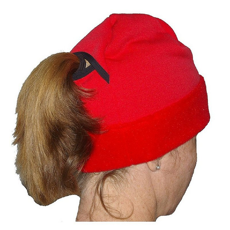 Knuetes Ponytail Skull Cap Beanie Hat PTAILSC (Knuetes)