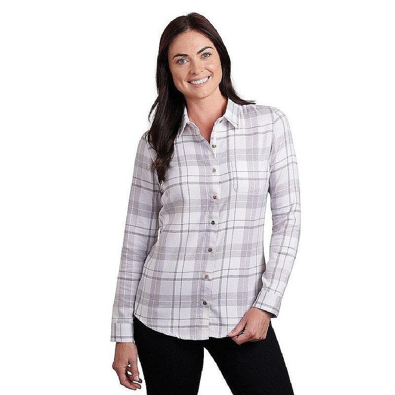 Kuhl Women's Kamila Flannel Shirt 8377 (Kuhl)