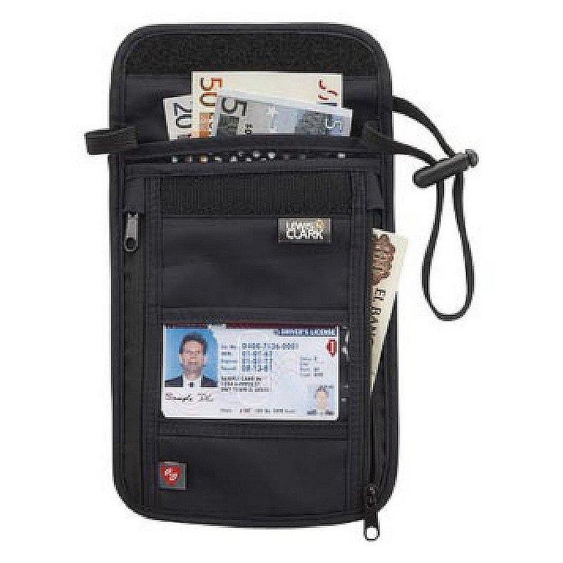 Lewis N Clark RFID Neck Stash Wallet 160331 (Lewis N Clark)