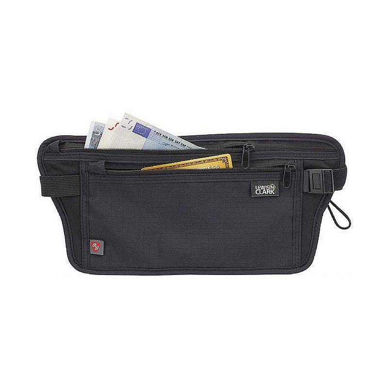 Lewis N Clark RFID Waist Stash Wallet 160330 (Lewis N Clark)