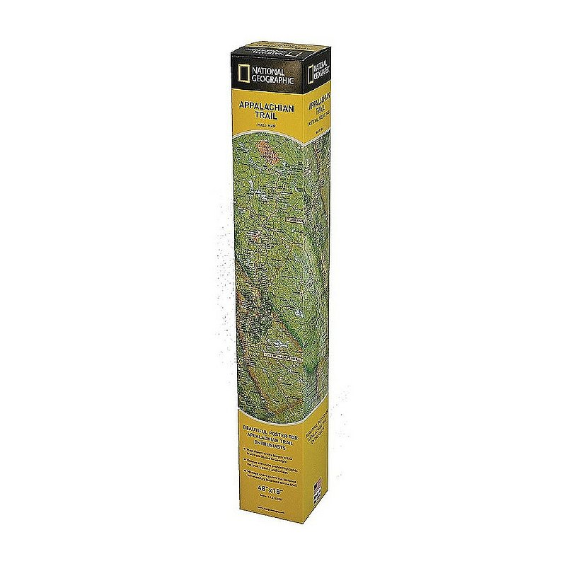 Liberty Mountain Appalachian Trail Wall Map 603290 (Liberty Mountain)