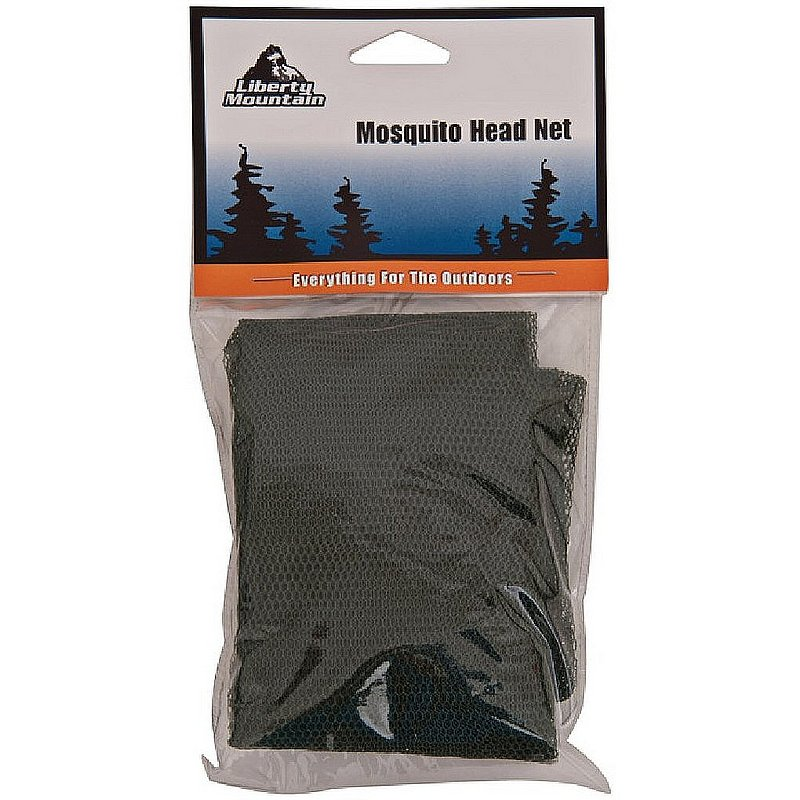 Liberty Mountain Bug Head Net 371120 (Liberty Mountain)