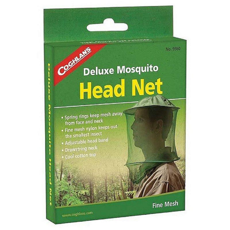 Liberty Mountain Deluxe Fine Mesh Mosquito Head Net 159104 (Liberty Mountain)