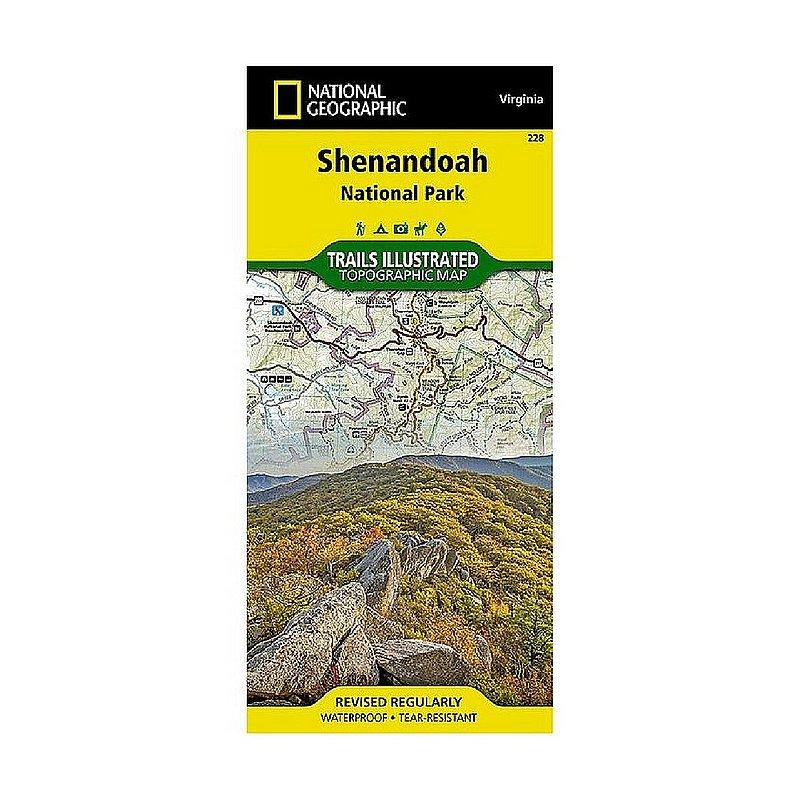 Liberty Mountain Shenandoah National Park Map 603111 (Liberty Mountain)