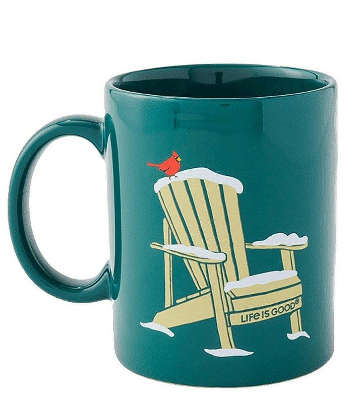 Life is good Adirondack Cardinal Jake's Mug 72066 (Life is good)
