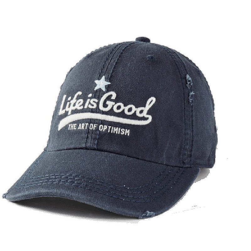 Life is good Ballyard Positive Lifestyle Sunwashed Chill Cap 68862 (Life is good)