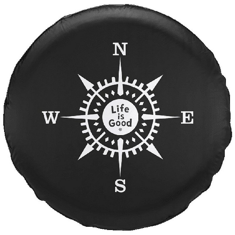 Life is good Compass LIG Tire Cover 51686 (Life is good)