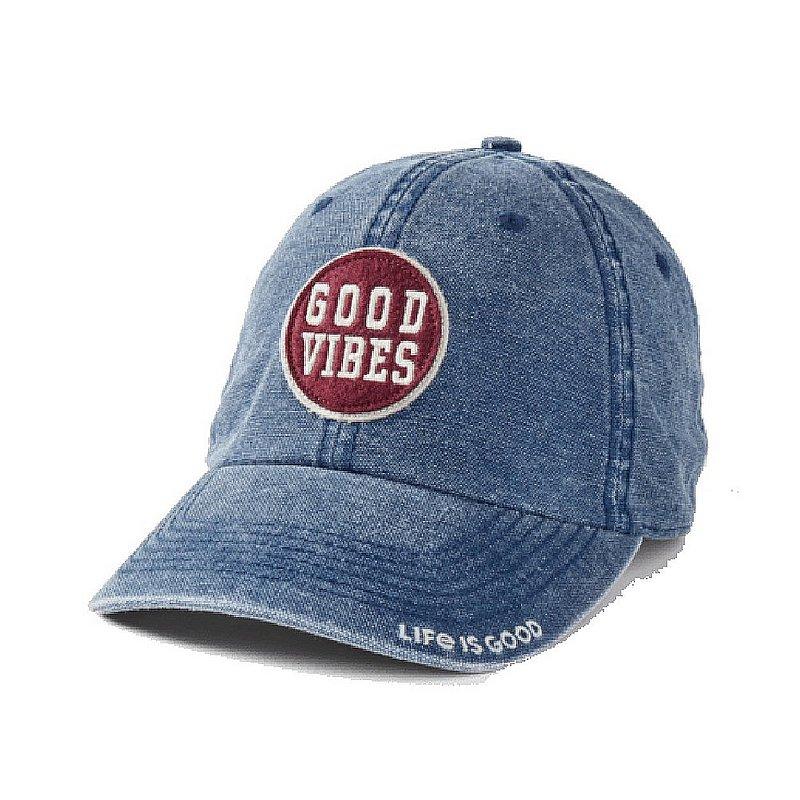 Life is good Good Vibes Coin Sunworn Cap 68851 (Life is good)