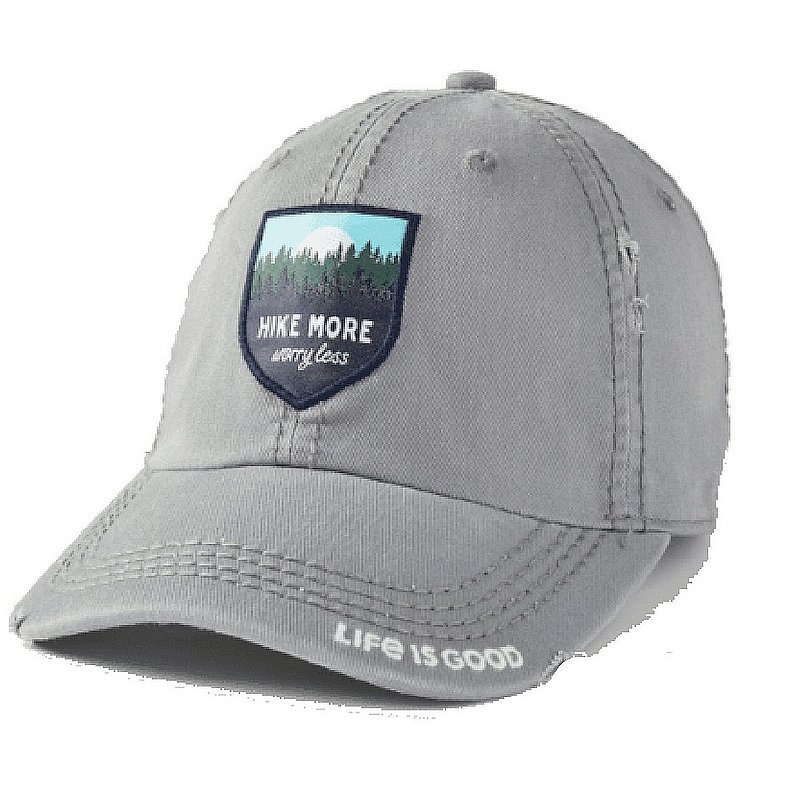 Life is good Hike More Worry Less Sunwashed Chill Cap 68868 (Life is good)