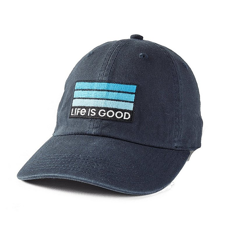 LIG Striped Patch Chill Cap