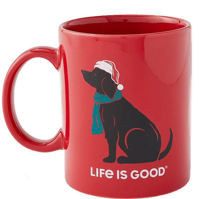 Life is good Man's Best Friend Jakes Mug 72067 (Life is good)
