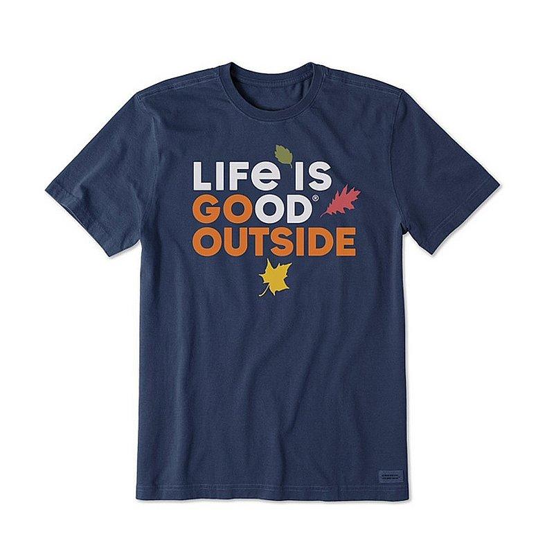 Men's Life is Good Go Outside Crusher Tee Shirt