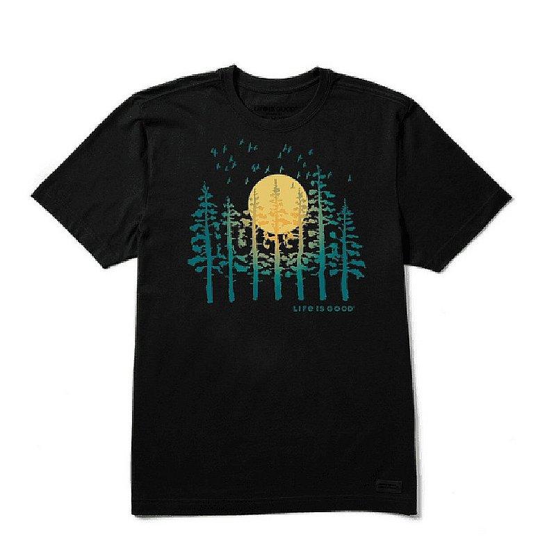 Life is good Men's Tree Hugger Short Sleeve Tee Shirt 94235 (Life is good)