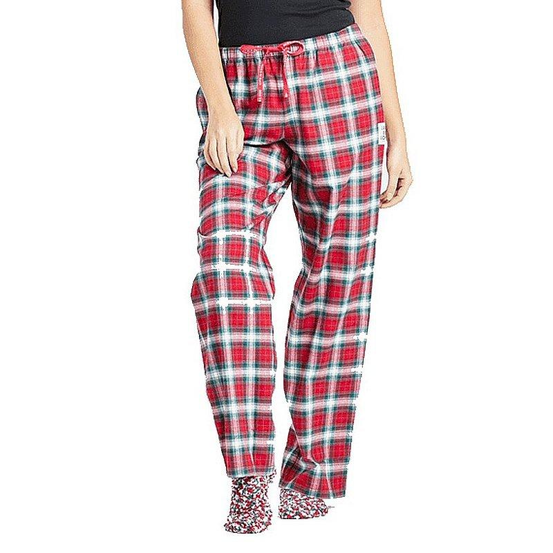 Life is good Women's Holiday Plaid Classic Sleep Pants 71963 (Life is good)