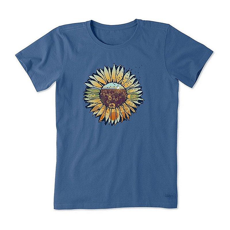 Women's Sunflower Crusher Tee Shirt