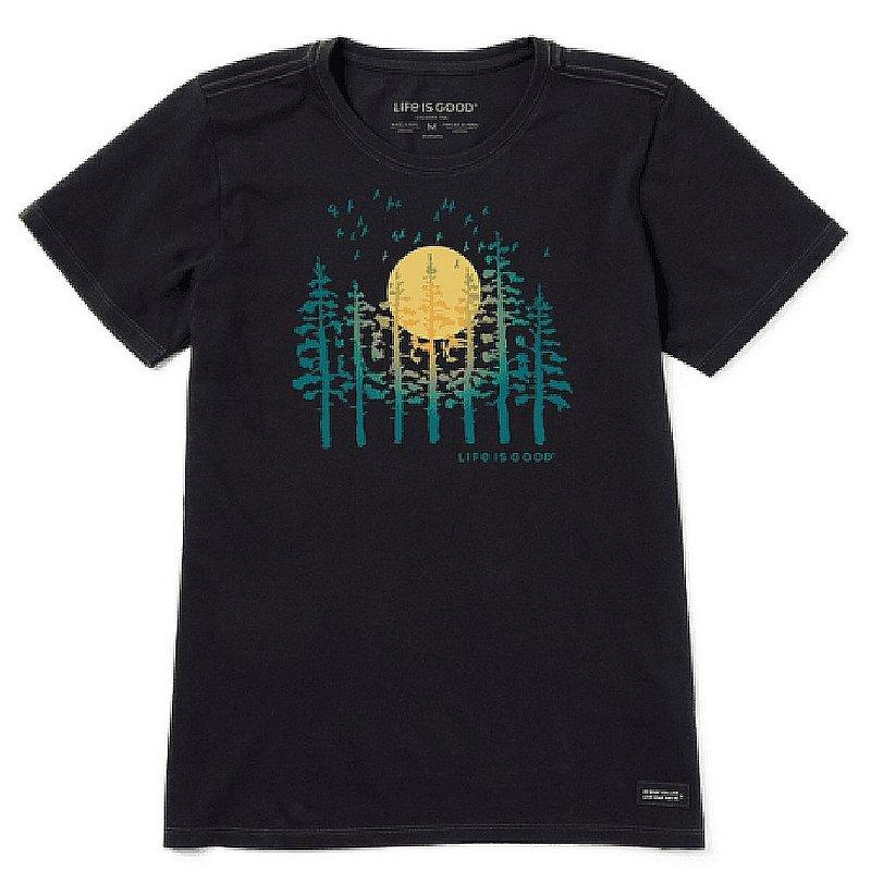 Life is good Women's Tree Hugger Short Sleeve Tee Shirt 94261 (Life is good)
