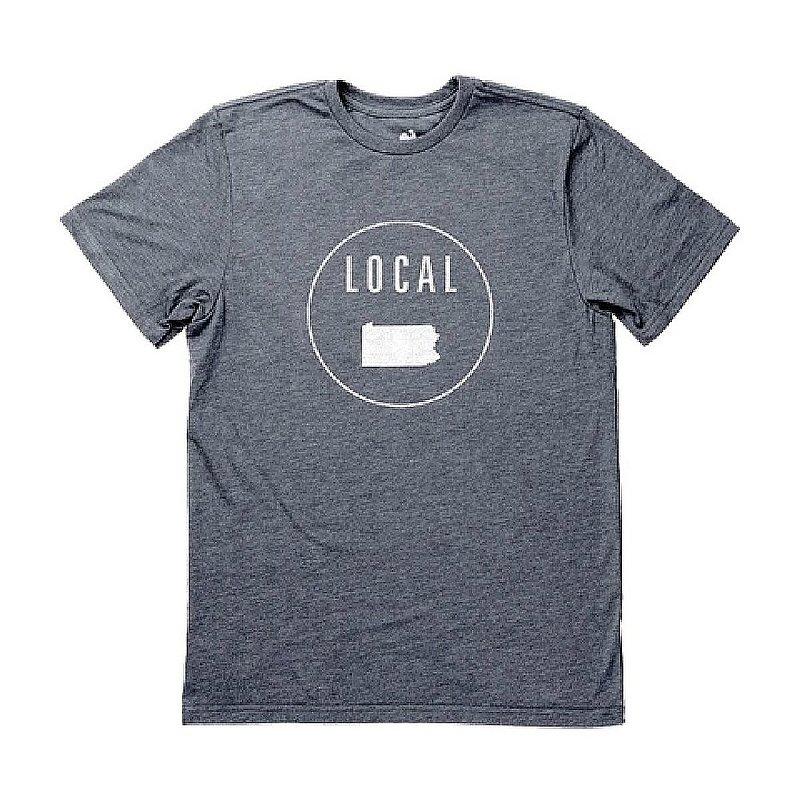 Locally Grown Clothing Co. Men's Pennsylvania Local Tee Shirt MPALOCALSS (Locally Grown Clothing Co.)
