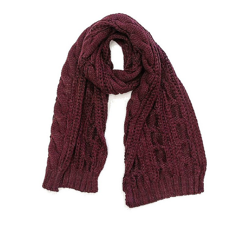 Lovoda Cable Knit Scarf 070400018 (Lovoda)