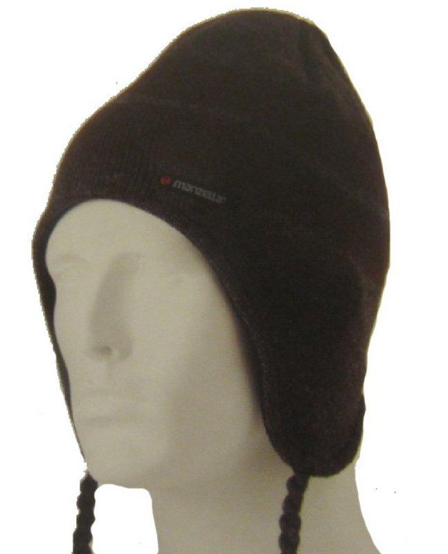 Manzella Productions Men s Stripe Peruvian Hat cbc3bf699d5