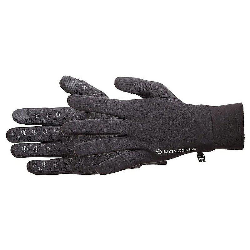 Manzella Productions Women's Power Stretch Ultra TouchTip Gloves O583W (Manzella Productions)