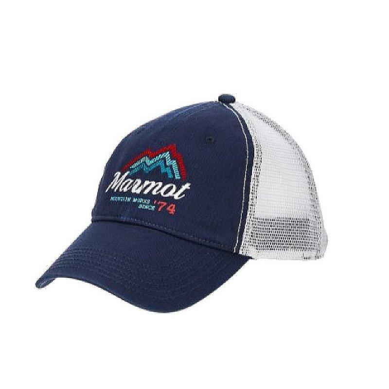Marmot Alpine Soft Mesh Trucker Hat 13420 (Marmot)