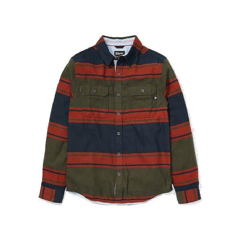 Marmot Men's Del Norte Midweight Flannel Long-Sleeve Shirt 42000 (Marmot)