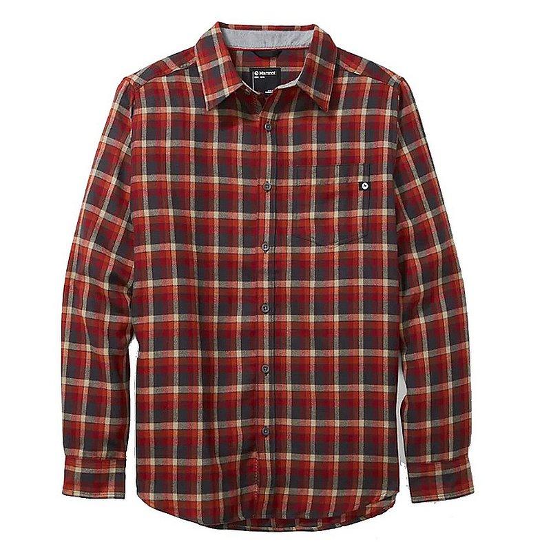 Marmot Men's Fairfax Flannel Shirt 44550 (Marmot)