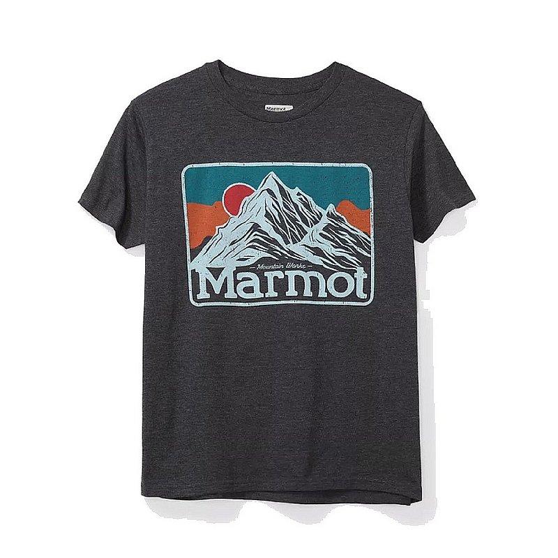 Marmot Men's Mountain Peaks Short-Sleeve T-Shirt 33390 (Marmot)