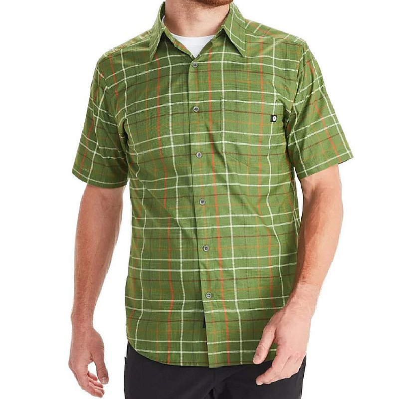 Marmot Men's Syrocco SS Shirt 42170 (Marmot)