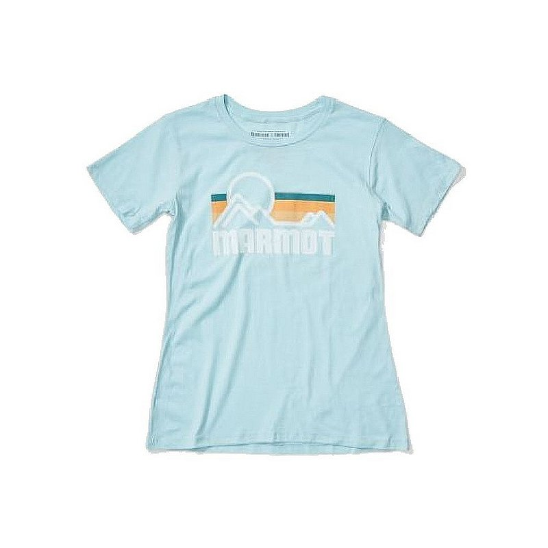 Marmot Women's Coastal Short-Sleeve T-Shirt 47120 (Marmot)